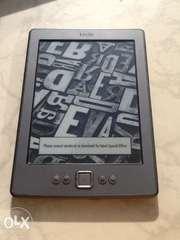 Эл.книга Amazon Kindle 4 (d01100)